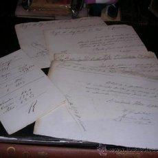 Militaria - DOCUMENTOS AUTOGRAFOS MANUSCRITOS GUERRA DE CUBA REG. DEL REY 1er BAT. 2ª COMPAÑIA 1875 - 31712475