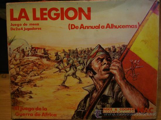 Juego De Mesa De Estrategia Militar La Legion Comprar Propaganda