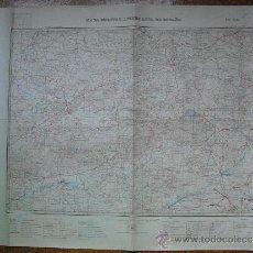 Militaria: HOJA 44 DEL MAPA MILITAR ITINERARIO 1:200000. Lote 32364108