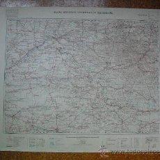 Militaria: HOJA 25 DEL MAPA MILITAR ITINERARIO 1:200000. Lote 32364117
