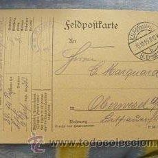 Militaria: 1915 8 ERSATZ DIVISION. REGIMIENTO INF Nº 363. PRECIOSA. Lote 33562938