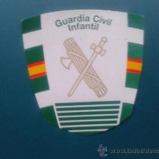 Militaria: ADHESIVO GUARDIA CIVIL INFANTIL SALÓN DE LA INFANCIA Y LA JUVENTUD AÑOS 90. Lote 46743467