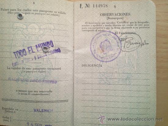 Militaria: LOTE DE DOCUMENTOS Y CARTILLAS MILITARES - Foto 29 - 35218837