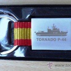 Militaria: ARMADA ESPAÑOLA .LLAVERO . BUQUE DE ACCIÓN MARÍTIMA TORNADO (P44). Lote 36126867