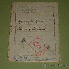 Militaria: INFANTERÍA DE MARINA. CANTORAL. Lote 36759494