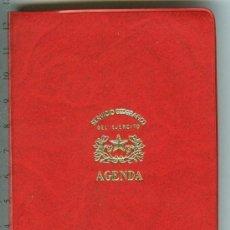 Militaria: AGENDA MILITAR DE 1967 SERVICIO GEPGRAFICO DEL EJERCITO SIN USO. VER FOTOS. Lote 37025683
