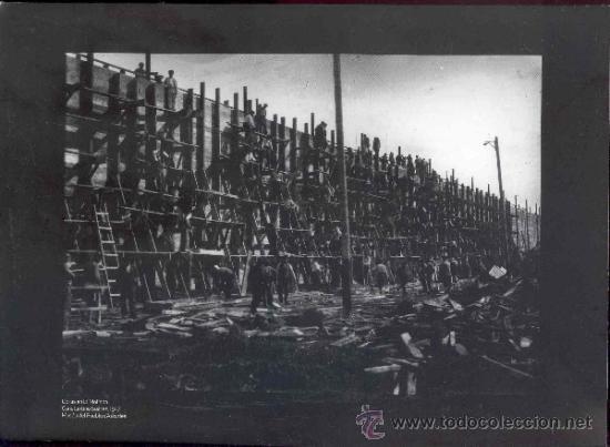 Militaria: 17 REPRODUCCIONES FOTOGRAFICAS DE LA GUERRA CIVIL EN ASTURIAS - Foto 18 - 37829119