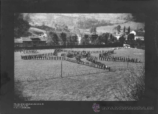 Militaria: 17 REPRODUCCIONES FOTOGRAFICAS DE LA GUERRA CIVIL EN ASTURIAS - Foto 2 - 37829119