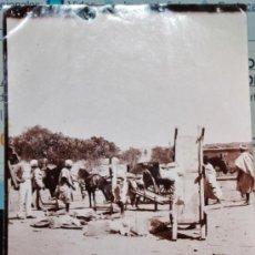 Militaria: FOTO INEDITA DE LA GUERRA DE AFRICA,MILITARES ESPAÑOLES CON MOROS MUERTOS,LAS FOTOS LAS HE RETOCADO . Lote 38027133