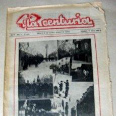 Militaria: LA CENTURIA PORTAVOZ DE LAS FALANGES JUVENILES DE FRANCO.MARZO 1943. NÚMERO 12. Lote 38943320