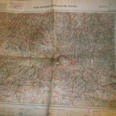 Militaria: MAPA MILITAR NAVARRA.. Lote 40059102