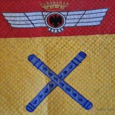 Militaria: AVIACION, BANDERIN DE CAPITAN GENERAL EPOCA ANTERIOR.. Lote 41244107