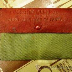 Militaria: CARTILLA MILITAR DE TROPA CON ESTUCHE. AÑO 1967. Lote 41561043