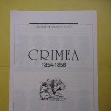 Militaria: CRIMEA 1854 - 1856. LÁMINA VI. BERSAGLIERI. RÍO CHERNAYA 1855. Lote 42501413