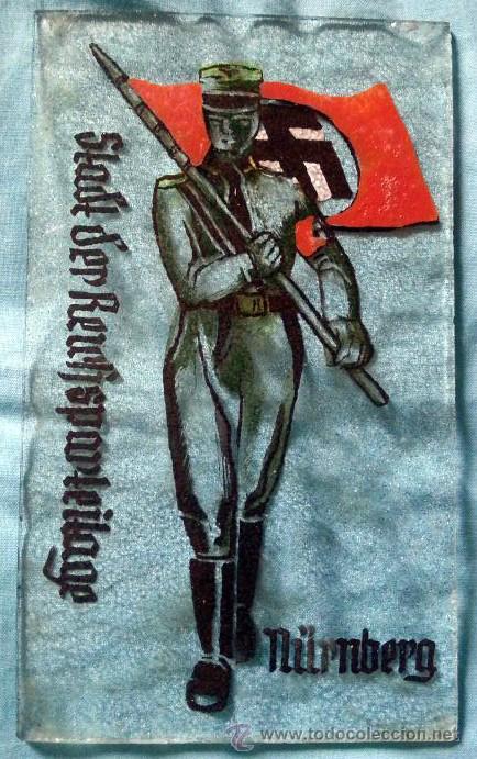 CRISTAL GRABADO DE LAS SA (Militar - Propaganda y Documentos)