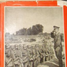Militaria: HITLER EN POLONIA. FOTOS HOFFMANN. 1939. Lote 43479584