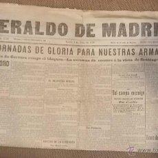 Militaria: GUERRA DE CUBA. SPANISH AMERICAN WAR. BATALLA DE SANTIAGO DE CUBA. CERVERA. LEER. Lote 116565840