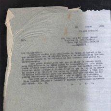 Militaria: CAPITAN DE ARTILLERIA. PASEO DEL GENERAL MOLA, 18. ZARAGOZA. GUERRA CIVIL. MARZO 1938. Lote 44400667