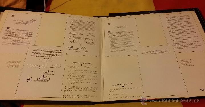 Militaria: FRANCISCO FRANCO, VOZ Y PENSAMIENTO, REVISTA Y 4 DISCOS LP`S DE VINILO - Foto 6 - 45982093