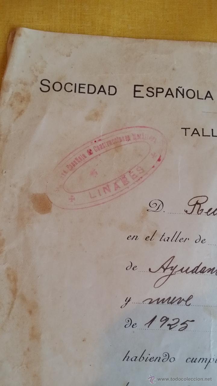 Militaria: GUERRA CIVIL REPUBLICA SALVO CONDUCTO CAPITAN 5º BATALLON DE TRANSPORTE AUTOMOVIL, TREN EJERCITO - Foto 7 - 46965012