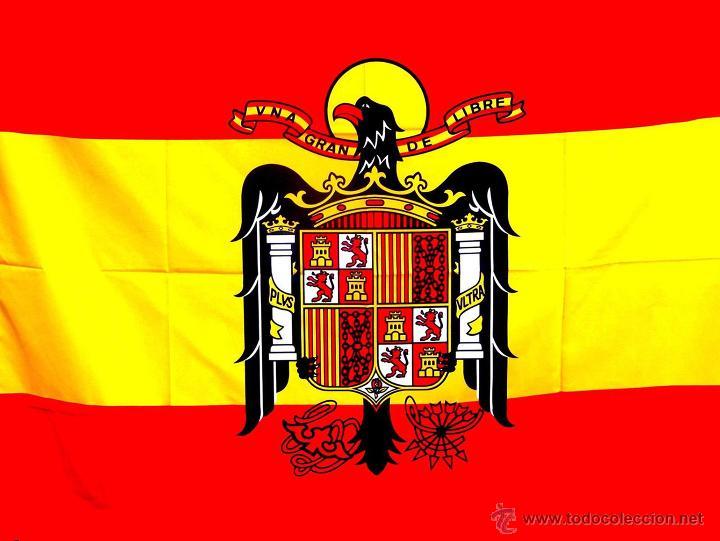 Bandera De España Escudo Aguila De San Juan Sold Through Direct Sale 114341404
