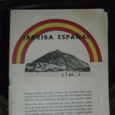 Military - ARRIBA ESPAÑA 1936 - 47578938