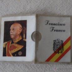 Militaria: CARNET FRANQUISTA. FRANCISCO FRANCO. Lote 47625390