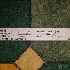Militaria: PLAN DE VUELO DE AVIÓN DE COMBATE DE LA BASE AEREA DE TALAVERA LA REAL AÑOS 90. Lote 47886994