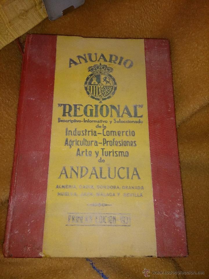 ANUARIO REGIONAL (Militar - Propaganda y Documentos)