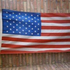 Militaria: BANDERA EEUU 50 ESTRELLAS PERIODO GUERRA DE VIETNAM. Lote 48964355