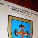 Militaria: MUSICA DE LA DIVISION DE INFANTERIA MOTORIZADA MAESTRAZGO Nº 3. DIR.CAPITAN BERNARDO ADAM, ALGEMESI-. Lote 50220205