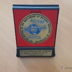 Militaria: MEDALLA CONMEMORATIVA DE ENCUENTRO OTAN, POLONIA 2001. Lote 51977633