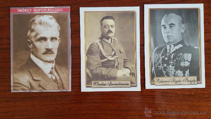 Militaria: Coleccion de 36 Tarjetas postales con motivos militares FAS de Polonia 2015 - Foto 3 - 52379736
