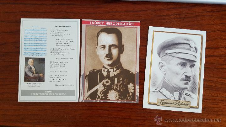 Militaria: Coleccion de 36 Tarjetas postales con motivos militares FAS de Polonia 2015 - Foto 4 - 52379736