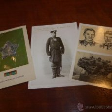 Militaria: LOTE 3 POSTALES RUSAS, DE URSS COMUNISTA, RUSIA, POSTAL. Lote 52419937