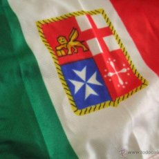 Militaria: BANDERA ITALIANA PARA EMBARCACIÓN. Lote 52626659