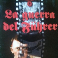Militaria: LA GUERRA DEL FUHRER. 1941. II. VHS.. Lote 53026205