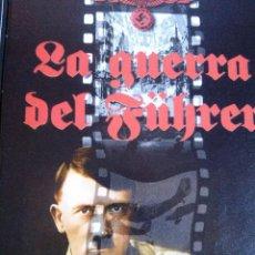 Militaria: LA GUERRA DEL FUHRER. 1941. V. VHS.. Lote 53044244