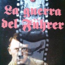 Militaria: LA GUERRA DEL FUHRER. 1942. V. VHS.. Lote 53044462
