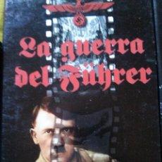 Militaria: LA GUERRA DEL FUHRER. 1943. III. VHS.. Lote 53044591