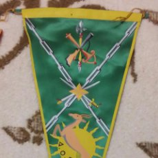 Militaria: BANDERIN DE LA LEGION, XIII BANDERA, SIDI-IFNI, A.O.E. AFRICA OCCIDENTAL ESPAÑOLA, SAHARA,. Lote 53712734