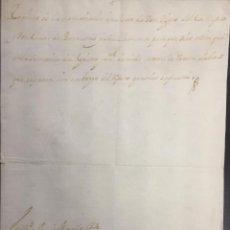 Militaria: ORDEN DE ALCANTARA. CARLOS II. DON DIEGO DEL CAMPO Y DON LUCAS DE BARNUEVO Y SAN CLEMENTE. 1690. Lote 54977886