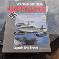 Militaria: WINGS OF THE LUFTWAFFE. Lote 55041852