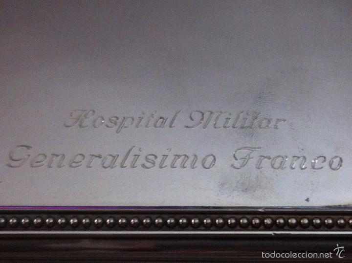 Militaria: Generalísimo franco hospital militar - Foto 4 - 56733170