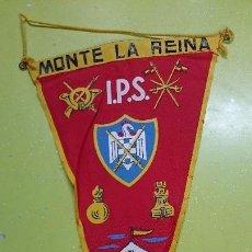Militaria: BANDERIN I.P.S. 1962 MONTE LA REINA. Lote 63715603