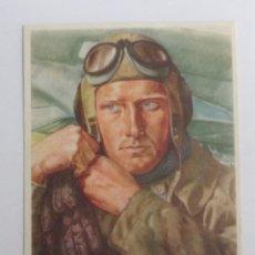 Militaria: WILLRICH. ORIGINAL POSTAL DE LA SEGUNDA GUERRA MUNDIAL DE UN PILOTO. . Lote 67272149