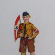 Militaria - HJ. Original cromo de la segunda guerra mundial. 1939 - 1945 - 67383145