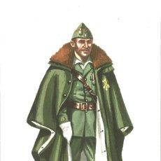 Militaria: COMANDANTE DE TERCIO DE EXTRANJEROS. 1924. Lote 76685623