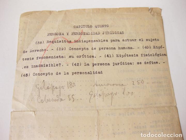 Militaria: HOJA DE TARIFAS DEL GUARNICIONERO MORENO DE LA ESCUELA DE EQUITACION MILITAR - Foto 3 - 77176301