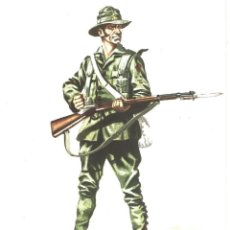 Militaria: LEGIONARIO DEL TERCIO DE EXTRANJEROS. 1921. Lote 77570385
